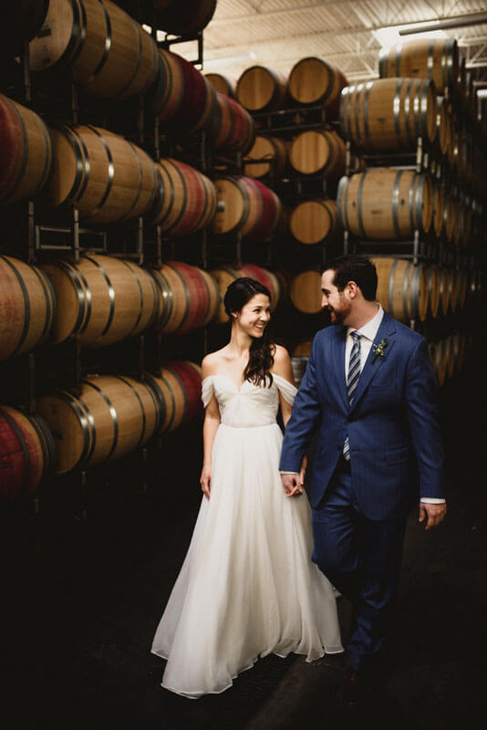Woodinville Winery Wedding Venue