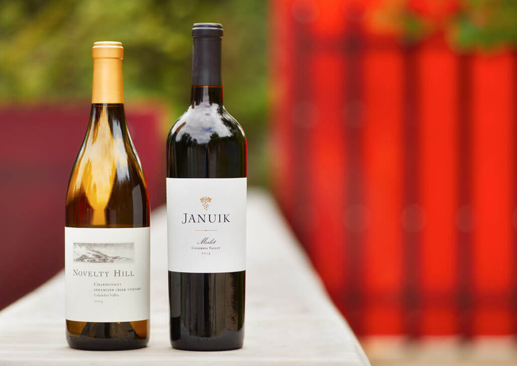 Novelty Hill-Januik Wines